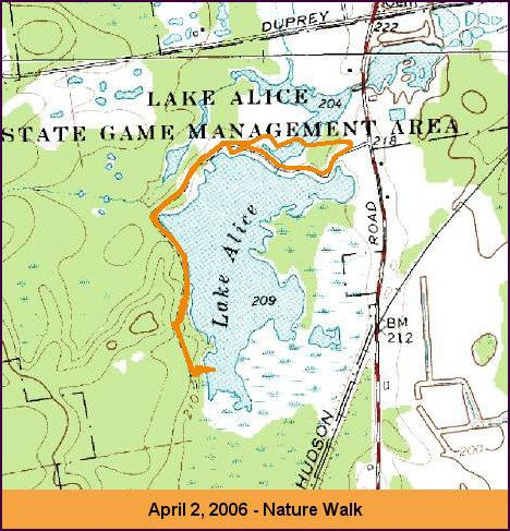Lake Alice Nature Walk