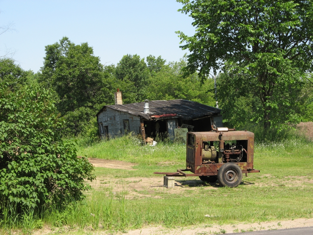 Adirondack Rust