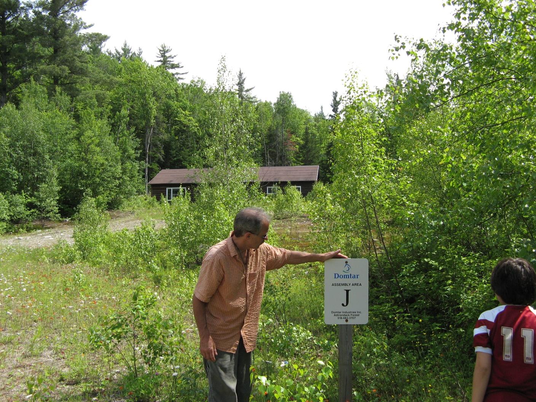 Barnes Pond - Assembly Area J
