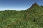 Debar Mt Trail
