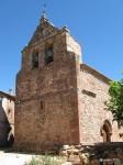 La parroquia de la Asunción de la Virgen de La Riba de Santiuste