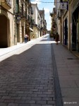 Repaved Calle Guadalajara - No more cobbles