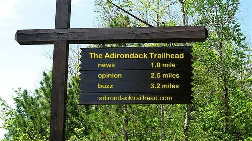 The Adirondack Trailhead