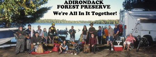Adirondack Forest Preserve Partnership Photo