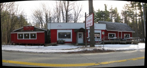 Adirondack Sport Shop - Original Location