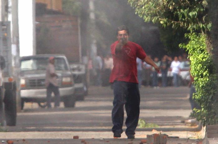 Anarchy in Oaxaca