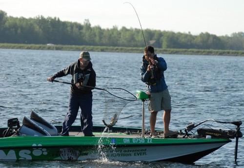 Bass Pro Vic Vatalaro - FLW Lake Champlain