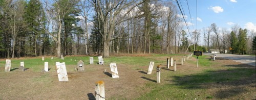 Bear Swamp Rd Cemetery
