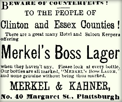 Merkel's Boss Lager