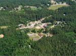 Camp Gabriels Aerial View