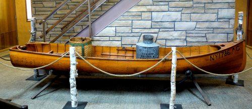 Cedar Guide Boat