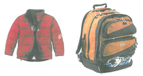 Gillis Jacket and Day Pack