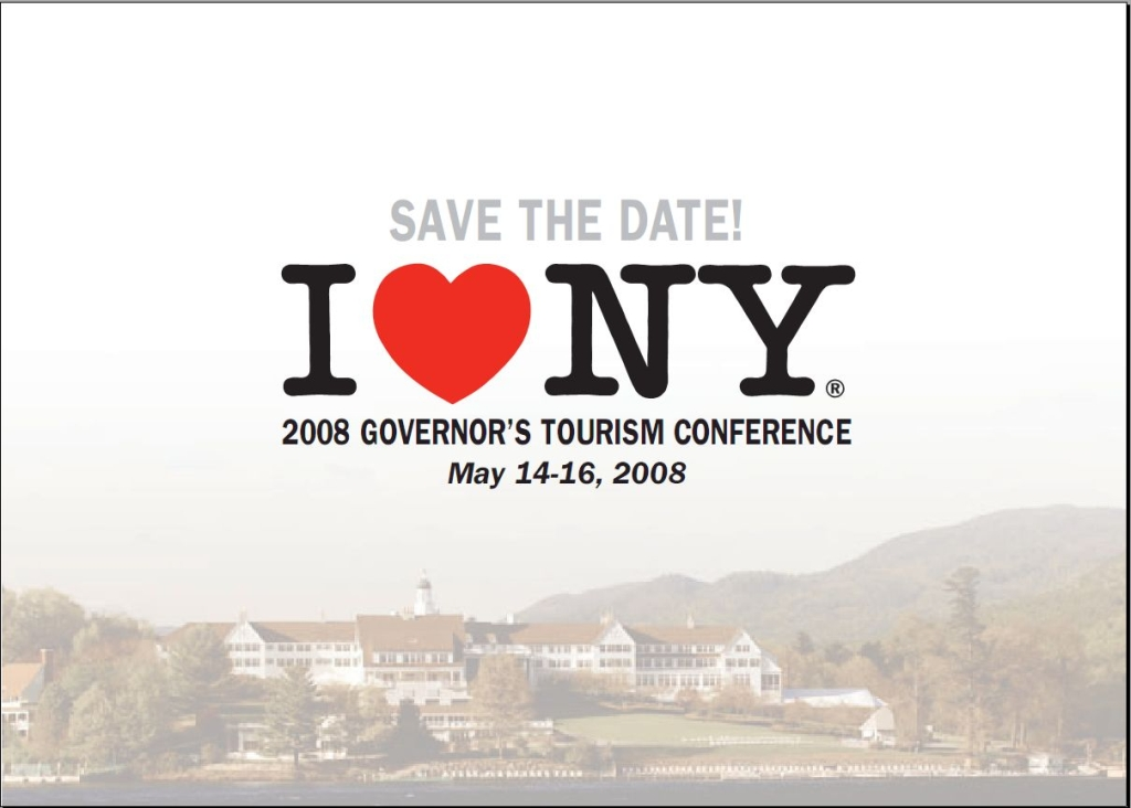 Governor's Tourism Conference - Save the Date
