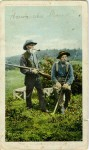 Two Famous Adirondack Guides [1902]