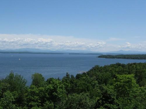 Lake Champlain 2009