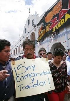 Oaxaca Law and Order