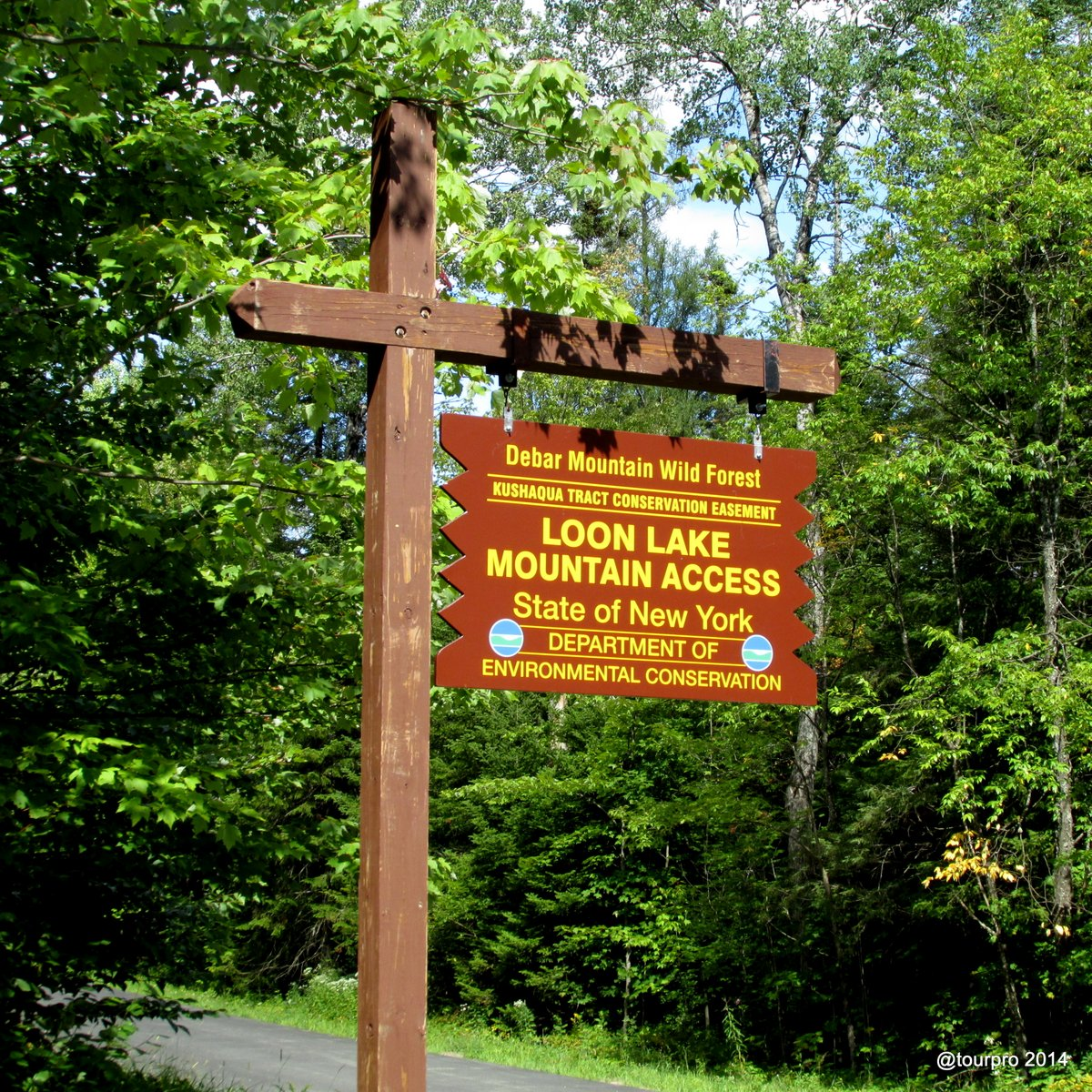 Adirondack Base Camp — Drop Your Pack and Stay Awhile