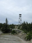 Lyon Mt - Fire Tower