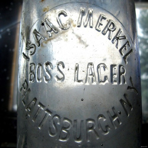Isaac Merkel - Boss Lager - Plattsburgh NY