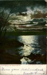 Moonlight in the Adirondacks