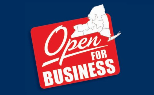 North Country Open for Business