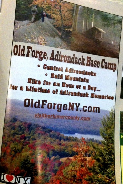 Old Forge - Adirondack Base Camp