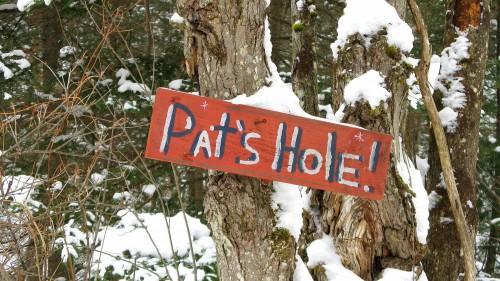 Pat's Hole!
