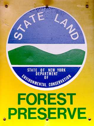 Forest Preserve - State Land