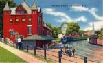 Railroad Station, Plattsburgh