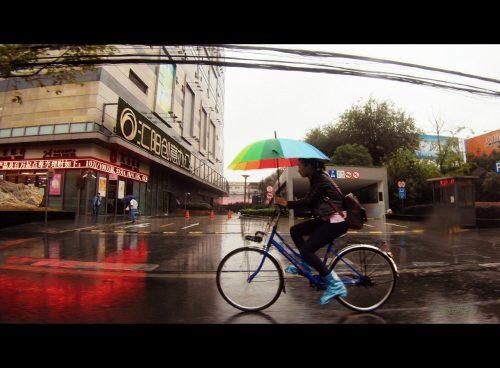 Rain Biker