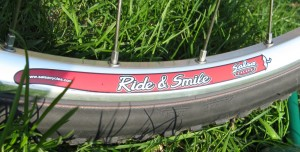 Ride and Smile
