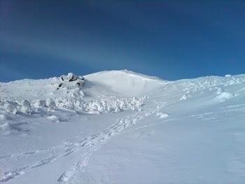 Snow Adirondack High Peaks