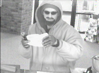 Tupper Lake - Bank Robber