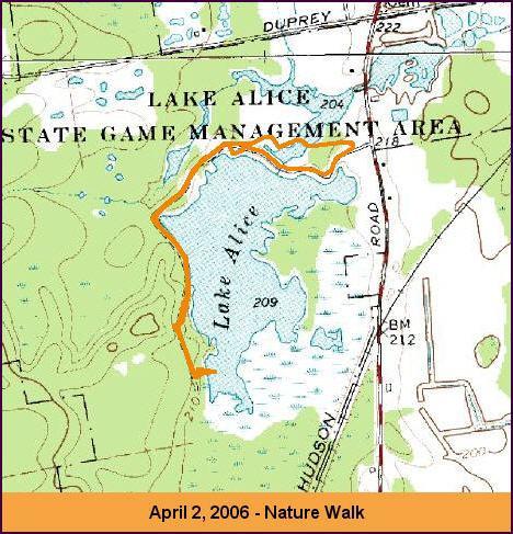 Lake Alice Nature Walk