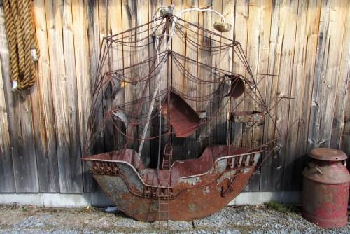 Adirondack Tall-ship