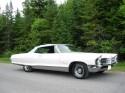 1965 Pontiac Bonneville convertible owned by Gerald Kosinski, Wallkill
