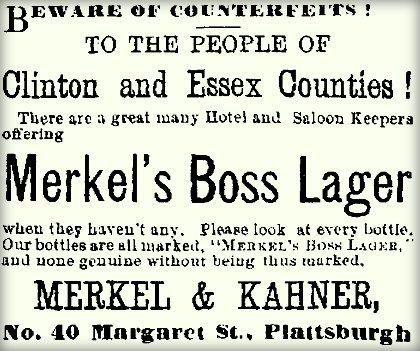 Merkel's Boss Lager