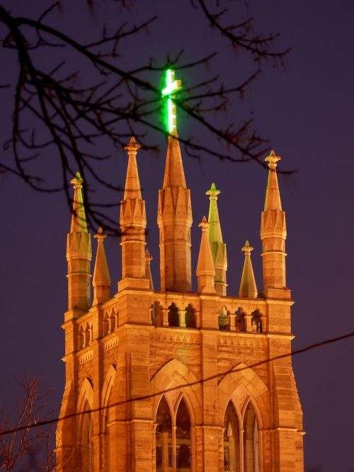 St. John the Baptist Church - Plattsburgh NY