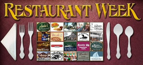 Gore Mountain Restaurant Week