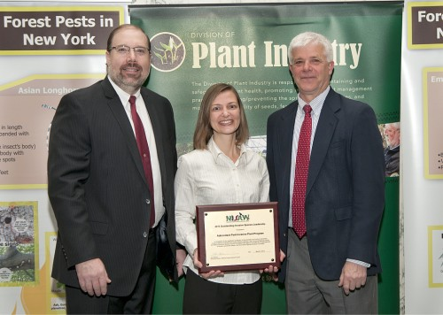 2013 National Invasive Species Awareness Week Award