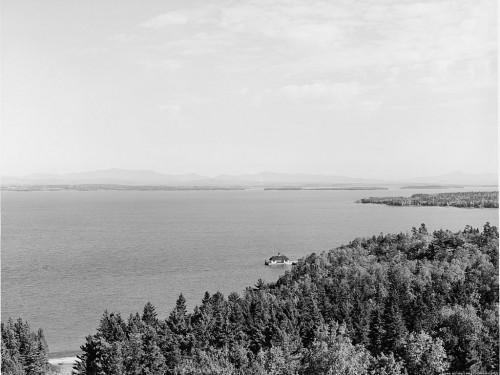 Lake Champlain 1904