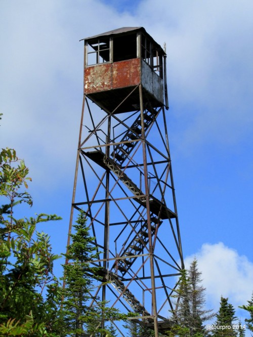 Loon Lake Mountain Firetower
