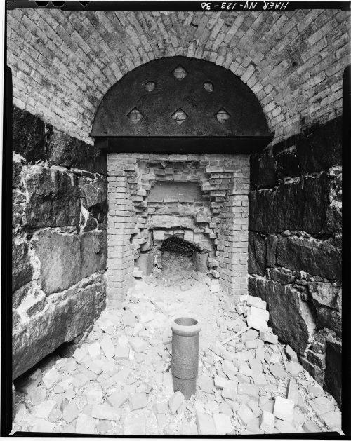 Macintyre Blast Furnace - 1978