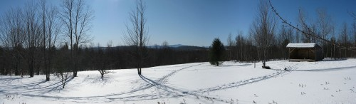 Whiteface Mt from The Meadows
