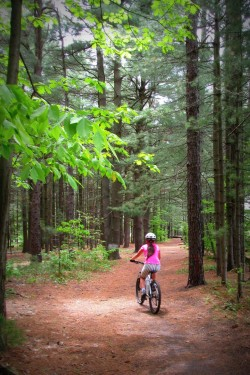 Mountain Biking in the Adirondacks