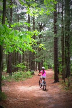 Mountain Biking in the Adirondacks