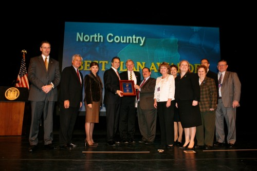 North Country Regional Council Award