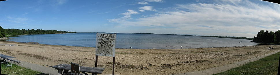 Point Au Roche Beach Is Mine