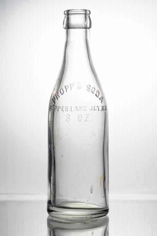 Propp's Soda, Tupper Lake Jct, N.Y.