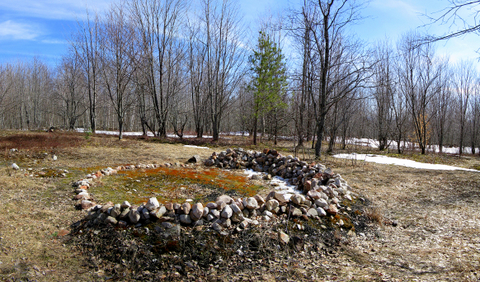 Ruins of the Sweatlodge